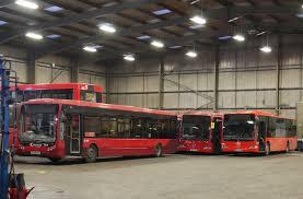 London Bus Interior Untitled 1