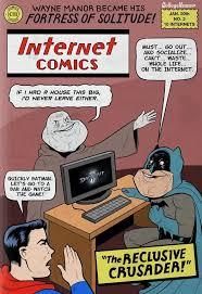 College Humor Meme - batman vs the internet by caldwell tanner kevin corrigan