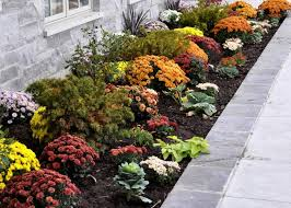 Fall Garden Decorating Ideas Enchanting Fall Landscaping Ideas 7 Curb Appeal Tips For Fall Hgtv