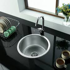 Kitchen Sink Backsplash Kitchen Sinks Apron No Water Pressure In Sink Corner Sand Granite
