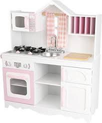 cuisine bois enfant janod maxi cuisine en bois enfant macaron janod amazon fr bébés
