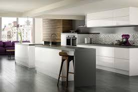 grey kitchen island kitchen modern black and grey metal combination with wooden