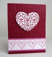 hand made card ideas shape handmade valentine card idea 25 cute