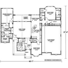 french country house plans with mother in law suite decohome