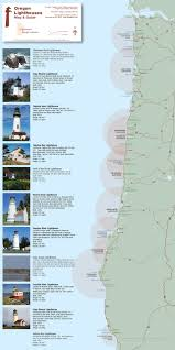 Tillamook Oregon Map by Oregon Map