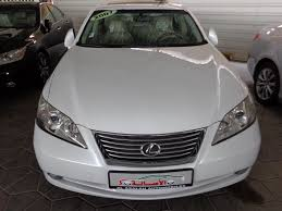 lexus es white lexus es 350 2007 white youtube