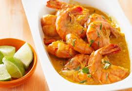 cuisiner des crevettes curry de crevettes rececette moulinex
