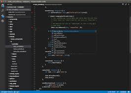 Visual Studio Code Map Download Microsoft Visual Studio Code For Linux Gratis
