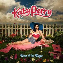 one of the boys katy perry album