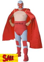 Sumo Wrestler Halloween Costume Shop Nacho Libre Mexican Wrestling Halloween Costumes Sale