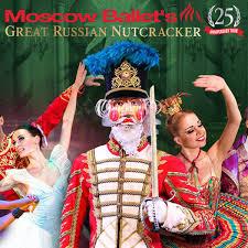 moscow ballet u0027s great russian nutcracker presented by wisconsin