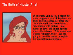 Ariel Meme - meme phases explained