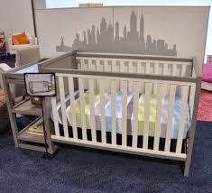 Delta Soho 5 In 1 Convertible Crib Nursery Furniture