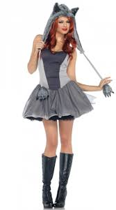 grey halloween clawdeen wolf costume wolf costume for women