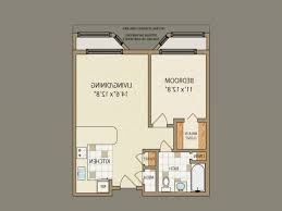 Plans For Small Houses Home Design Floor Plan 80555pm F1 1 Bedroom Cottage House Plans