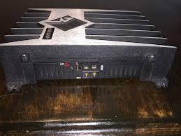 rockford fosgate punch 500a2 2 channel car amp ebay