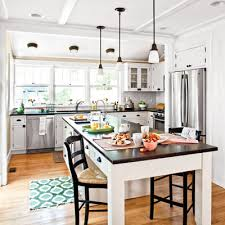 10 foot kitchen island a whole house redo becomes a family affair prep sink crowd and