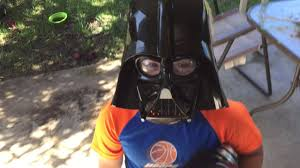 darth vader halloween costume how to fix defective darth vader halloween costume from costco