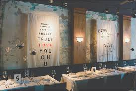 wedding backdrop quotes gorgeous wall decor fifi fabolous event decor