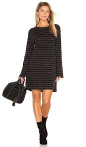 bell sleeve dress revolve