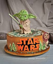 yoda cake topper cake decorating 101 flickr