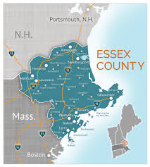 Boston County Map by Map Overlay Homepage Essex County Indicators