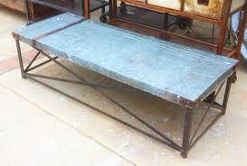 Metal Tray Coffee Table Vintage Tray Coffee Table Hacked By Mrsqar