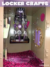 Tween locker homemade craft ideas