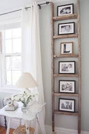 Best 25 Ladder Shelf Decor by Best 25 Rustic Ladder Ideas On Pinterest Types Of Style