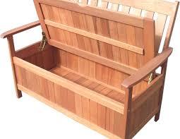 Garden Storage Bench Wood Long Rustic Storage Bench Wooden Bench With Storage Indoor Wood