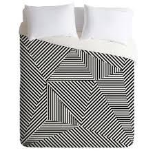 modern black bedding sets allmodern