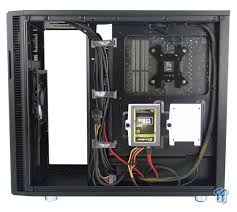fractal design define r5 mid tower chassis review