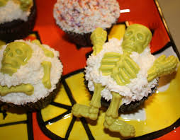 Halloween Cupcakes Skeleton by Photo Gallary U2013 Gourmet Confections Bake Shoppe