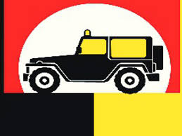 yellow jeep clipart on sunday morning vehicles set to make way for fun u0026 frolic in