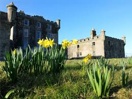 Castle For Sale by New Breachacha Castle Isle Of Coll Castle For Sale In The