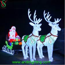 list manufacturers of large outdoor reindeer light buy
