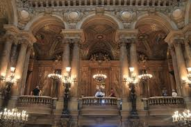 paris opera house chandelier bald eagle november 2015