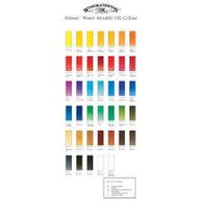 shin han oil colour printed colour chart http www jacksonsart