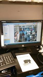 Front Door Monitor Camera by Sephora U2014 Western Pacific Security
