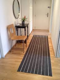 Diy Runner Rug Ikea Hack To Make A Hallway Runner Rug Decorating Pinterest