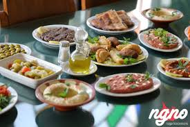 Ottoman Palace Cuisine by Syr Palace Hotel A Preserved Heritage In Danniyeh