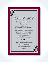 college graduation announcements templates graduation announcement verbiage for college graduation invitation