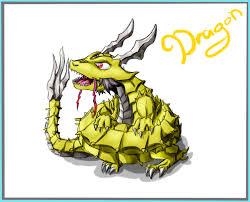 etrian odyssey baby dragon by terra grace on deviantart