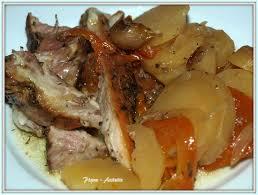 comment cuisiner rouelle de porc rouelle de porc aux tomates et p de terre en mijoteuse ou au four