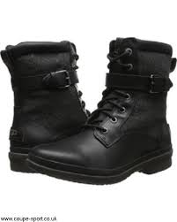 womens boots size 11 uk womens shoes mens shoes ugg s black branded leather kesey