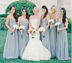 Light Gray Bridesmaid Dress Pre Order Light Grey Dark Grey White Pink Red Blue Red Wine