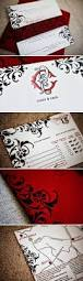 best 25 red wedding invitations ideas on pinterest red burgundy