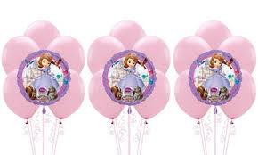 Sofia The First Birthday Decorations Sofia The First Party Supplies Sofia The First Birthday Ideas