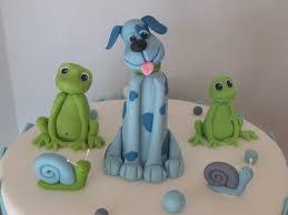 fondant frog byrdie custom cakes