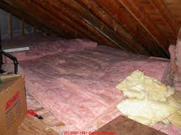 Insulation In Ceiling by Fiberglass Hazards Fiberglass Insulation Particles In Air